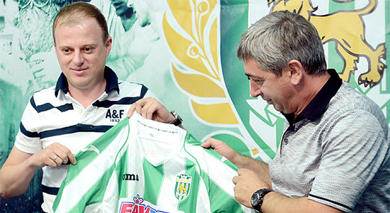 Виктор Вацко и Александр Севидов, fckarpaty.lviv.ua