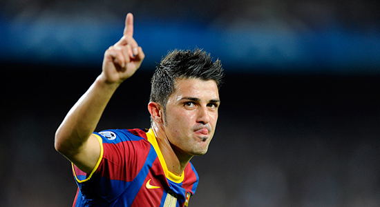 Давид Вилья, soccersouls.com
