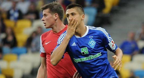 Хачериди в игре против Ильичевца, фото Илья Хохлов, Football.ua