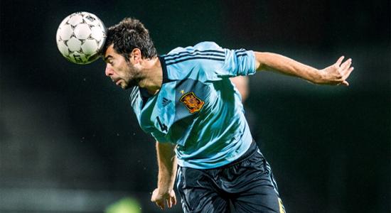 Хорди Амат в молодежной сборной Испании, Getty Images