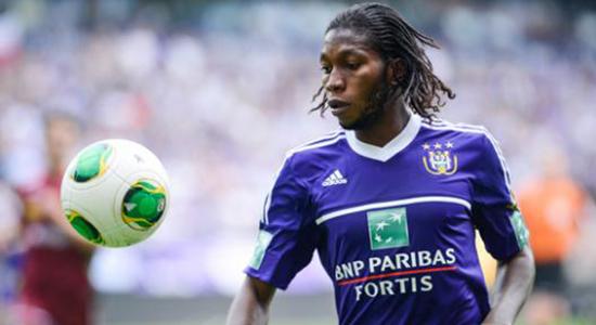 Скоро увидим Мбокани в футболке Динамо, фото rtl.be