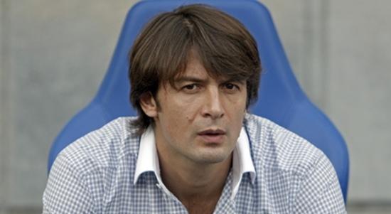 Александр Шовковский, фото fcdynamo.kiev.ua