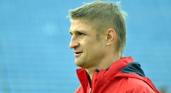 Владимир Езерский, фото Football.ua