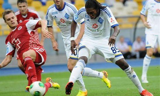 Мбокани сравнивает счет, Football.ua