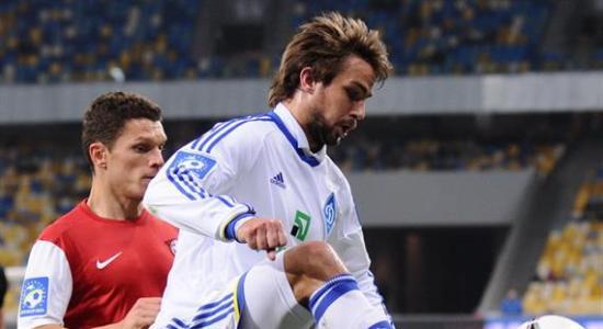 Нико Кранчар, фото Ильи Хохлова Football.ua