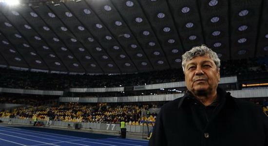 Мирча Луческу, (с) Илья Хохлов