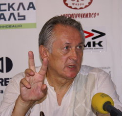 Михаил Фоменко, www.vorskla.com.ua