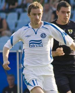 Андрей Воробей, www.fcdnipro.dp.ua