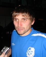 Сергей Шищенко, chernomorets.odessa.ua
