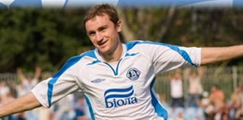 Андрей потихоньку возвращается, www.fcdnipro.dp.ua