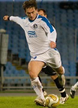 Константин Кравченко, www.fcdnipro.dp.ua