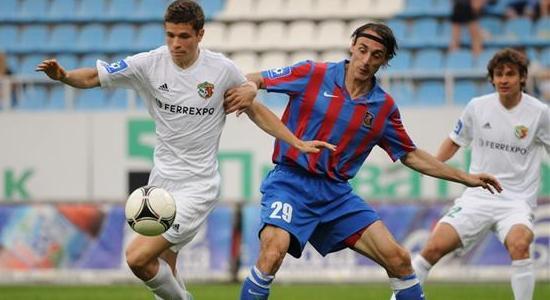 Милан Обрадович (в центре), фото Ильи Хохлова, Football.ua