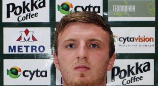 Виталий Иванко, фото aek.com.cy
