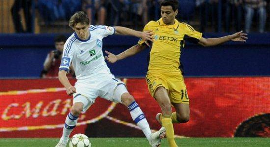 Гармаш против Шавьера, фото Football.ua