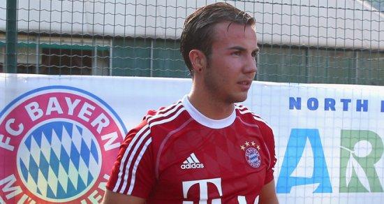Марио Гетце, фото skysports.com