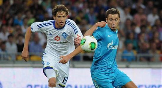 Денис Гармаш (слева), фото Football.ua