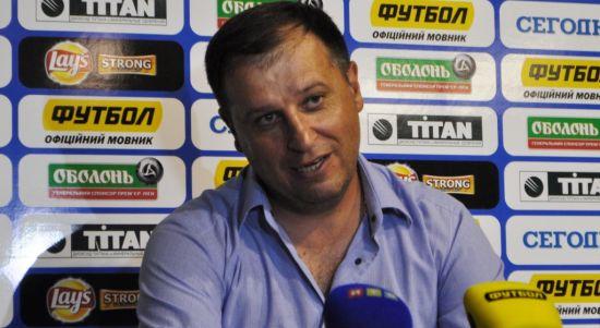 Юрий Вериндуб, фото Игоря Кривошея, Football.ua