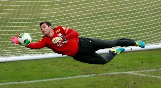 Жулио Сезар, Getty Images