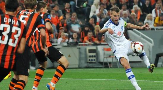 Андрей Ярмоленко, фото Михаила Масловского, Football.ua