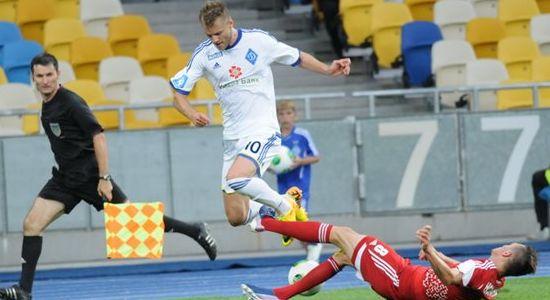 Ярмоленко в игре, фото Илья Хохлов, Football.ua
