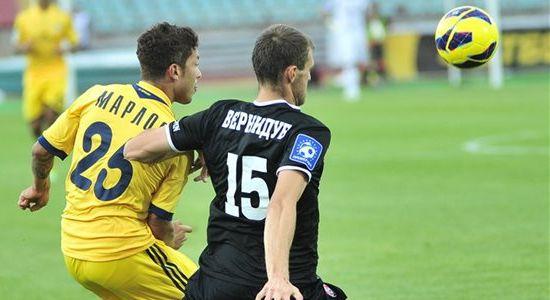 Вернидуб в игре против Металлиста, фото Алексей Ковалев, Football.ua