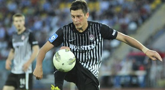 Александр Грицай, фото Алексей Ковалев, Football.ua
