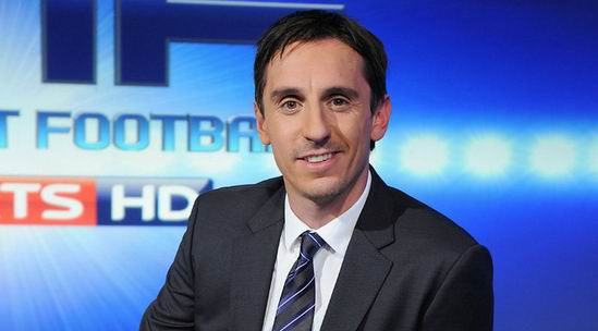 Гари Невилл, Sky Sports