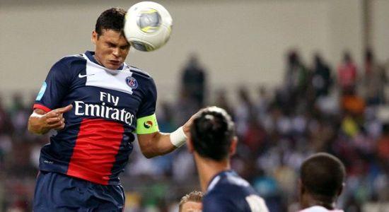 Тиаго Силва, goal.com