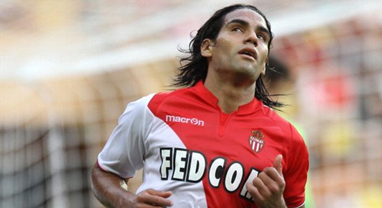 Радамель Фалькао, goal.com