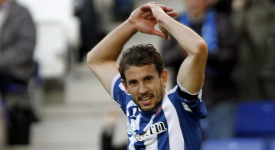 На счету Стуани победный гол в Барселоне, фото as.com