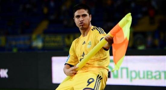 Джонатан Кристальдо, Football.ua
