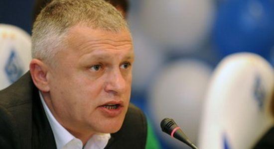 Игорь Суркис, фото Football.ua