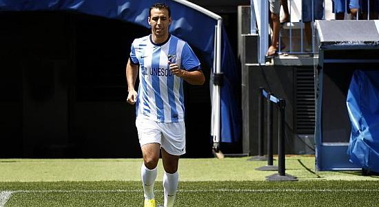хет-трик Эль Хамдауи помог Малаге победить, фото marca.com