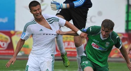 Александр Гладкий (справа), фото Football.ua