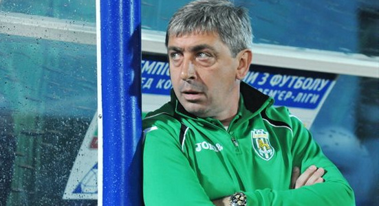 Александр Севидов. © Михаил Масловский, Football.ua