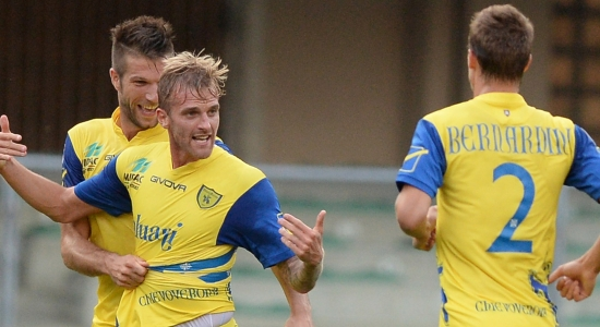 Лука Ригони забил победный гол, фото Getty Images