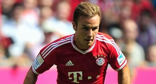 Марио Гетце, Goal.com