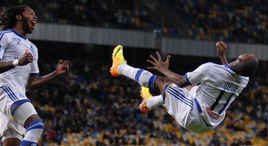 Мбокани на время остался вне конкуренции, фото Ильи Хохлова, Football.ua
