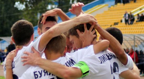 Два последних матча Говерла выиграла, фото fcgoverla.uz.ua
