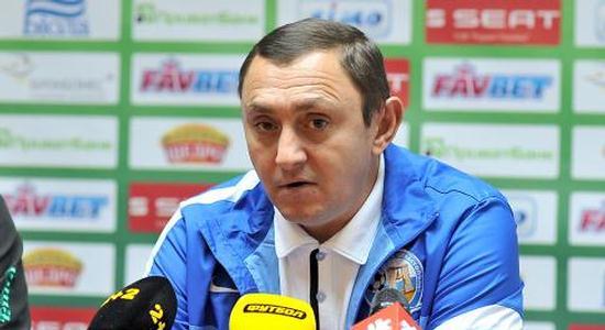 Геннадий Орбу, fcsevastopol.com