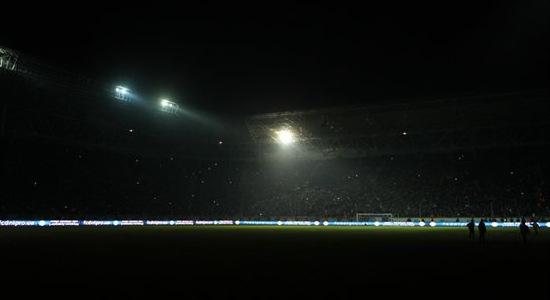 Конец света на Днепр Арене. Фото - Станислав Ведмидь, Football.ua
