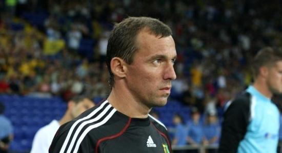 Александр Горяинов, фото metalist.ua