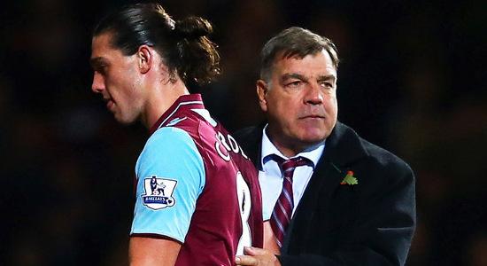 Кэрролл и Аллардайс. Фото Sky Sports