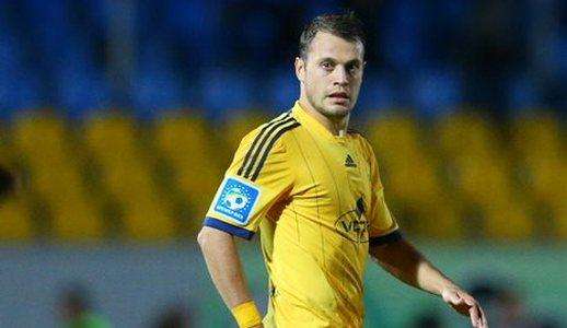 Павел Ксенз, фото Романа Шевчука, Football.ua