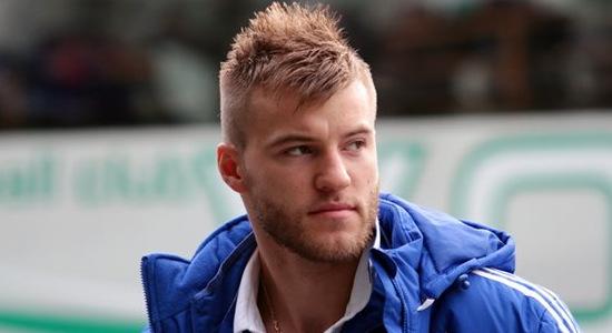Андрей Ярмоленко, фото Олега Дубины, Football.ua