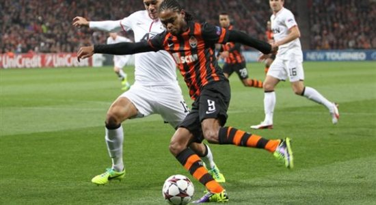 Луис Адриано, © Станислав Ведмидь, Football.ua