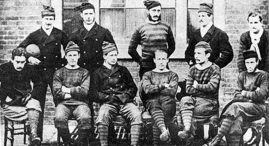 К 150-летию футбола. Кубок Англии (часть 2)