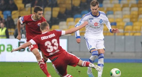 Емельянов и Ярмоленко, фото И.Хохлова, Football.ua
