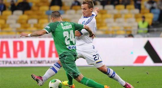Макаренко против Пашаева, фото И. Хохлова, Football.ua