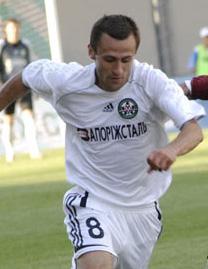 Лазарович - лучший в составе МЗ, www.fcmetalurg.com